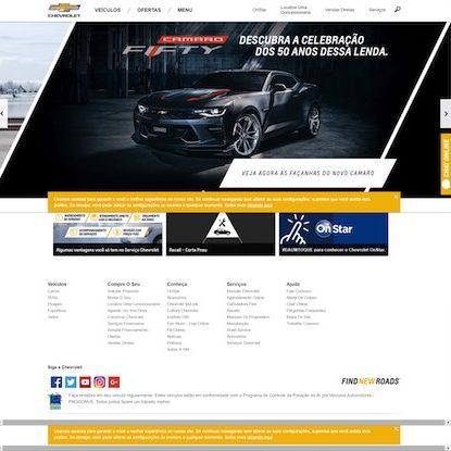 Cover: Chevrolet Brazil